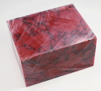Bloody Basin Red Jasper Tru-stone Block 1.9